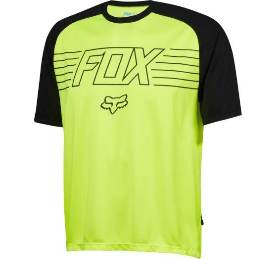 Fox Racing Ranger Prints Ss Jsy