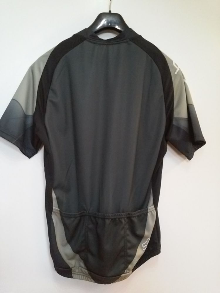 Fox Livewire S/S Jersey Charcoal