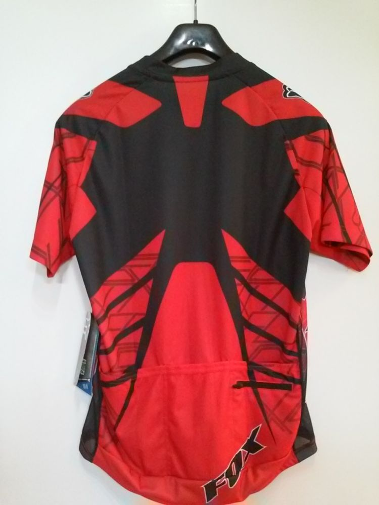 Fox Race Jersey Red
