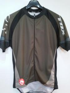 Fox Livewire S/S Jersey Fatigue green